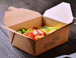 оберточная бумага является прекрасной альтернативой алюминиевой пищевой фольге
