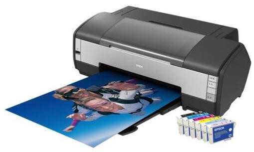 технологии струйной печати разработаны несколькими производителями