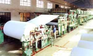 станок для изготовления бумаги