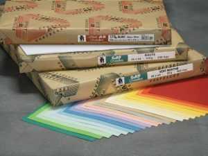 цветная офсетная бумага для печати