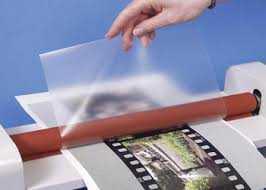 холодный метод ламинирования бумаги