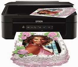 принтер для печати пищевыми красками