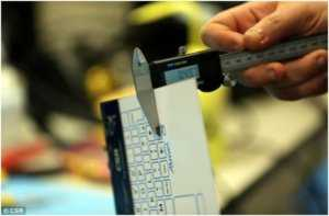 как определить плотность бумаги с помощью штангенциркуля своими руками