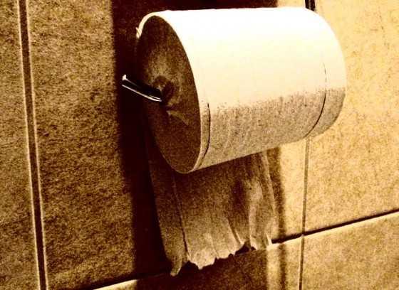выбо и экономия на туалетной бумаге