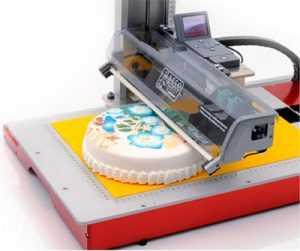 пищевой принтер открытого типа