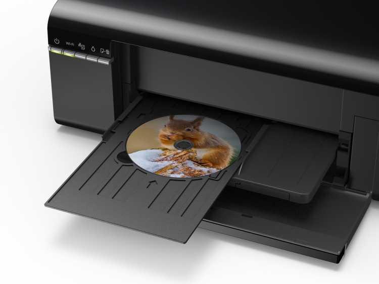 Принтер Epson L805 — фабрика печати фотографий