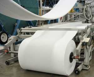 Производство бумаги и технология