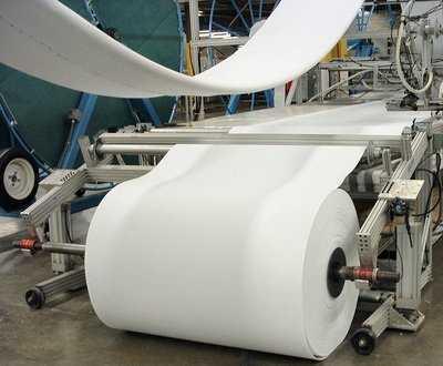 Что творится за кадром — производство бумаги и технология