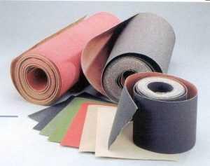 виды и применение наждачной бумаги подробно