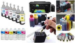 Заправка струйных принтеров