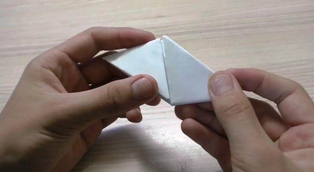 как одолеть спиннер из бумаги самостоятельно