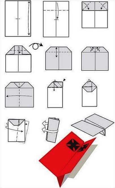 Как сделать планер из бумаги на 100 метров полета