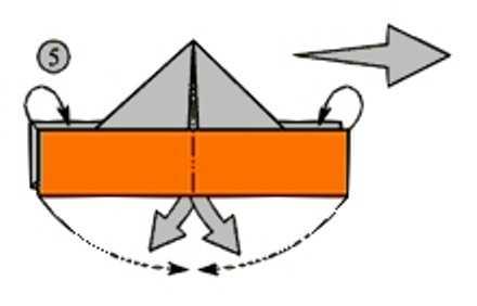 лучшая инструкция по складыванию корабля самостоятельно