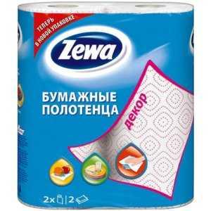 бумажные полотенца zewa выбирают домохозяйки и косметологи