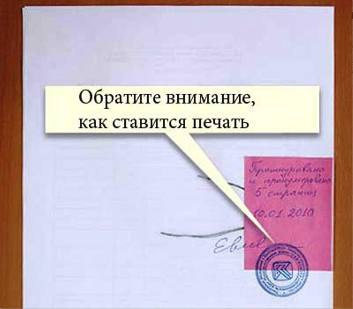 Как сшивать документы для налоговой по требованию: заверка бумаг 54
