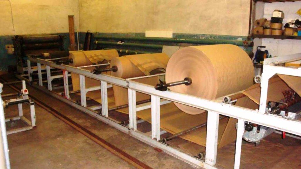 бумажное производство требует применения станков