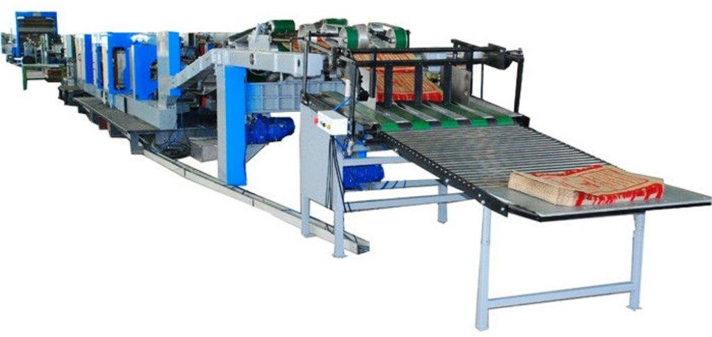 ДУ-4913 один из дешевых вариантов для изготовления бумажных пакетов