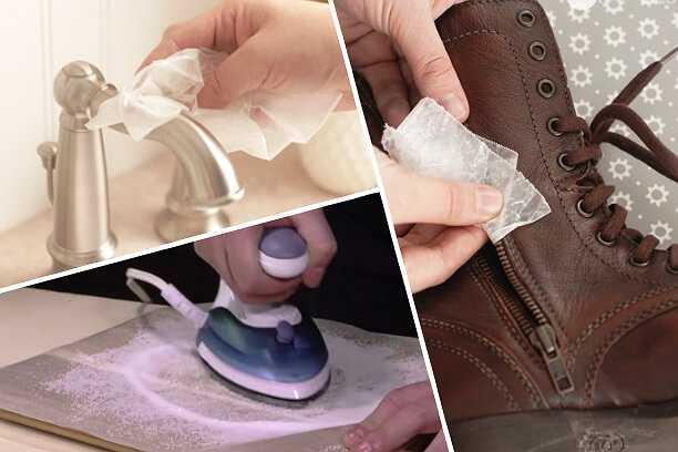 Пергаментная бумага в домашнем хозяйстве