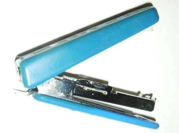 степлером можно играть в возрасте от 5 лет