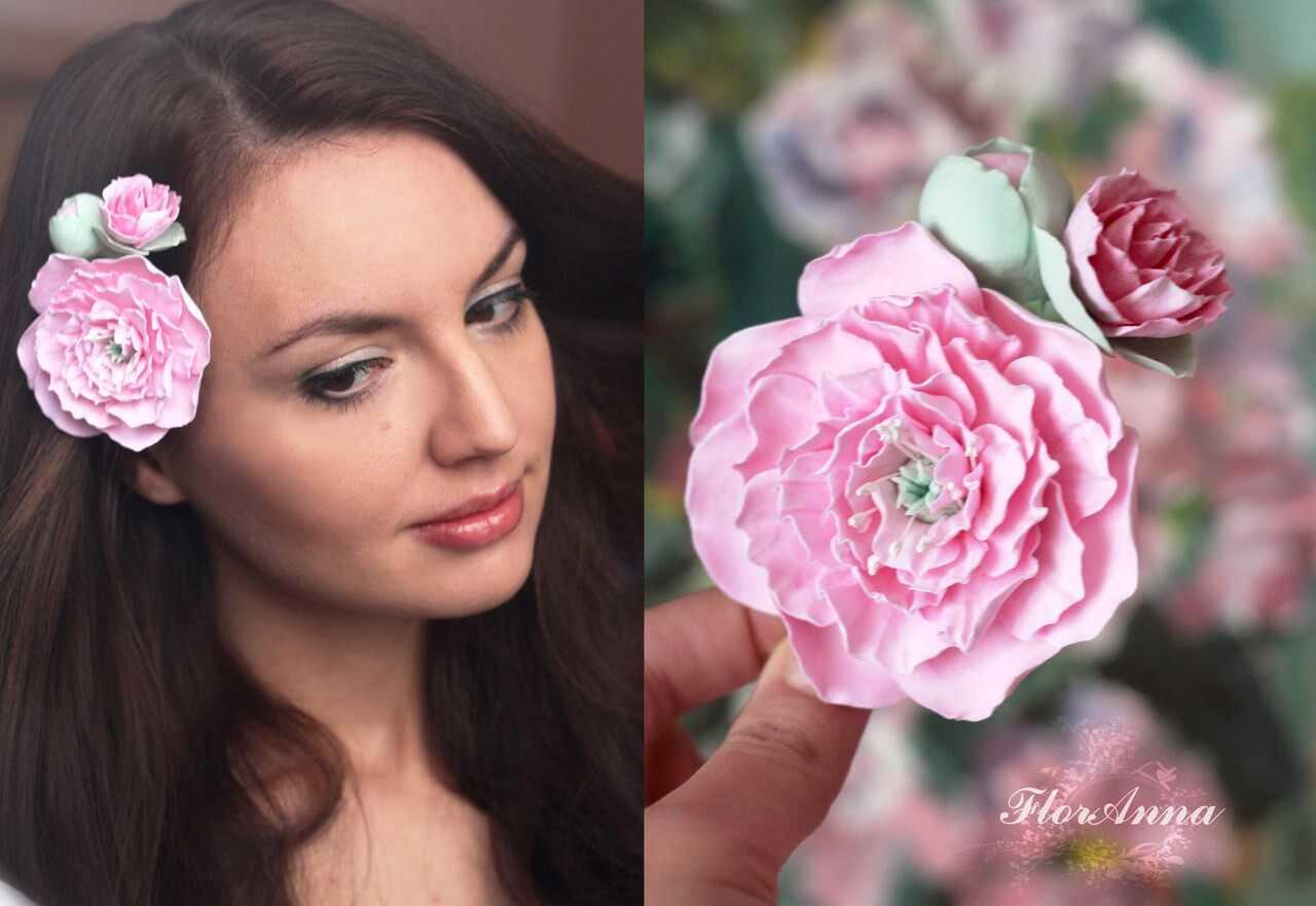 Цветы из атласных лент: лучшие способы