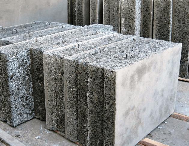 плиты из эковаты для утепления