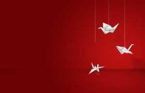 Как пошагово сделать птицы оригами самому